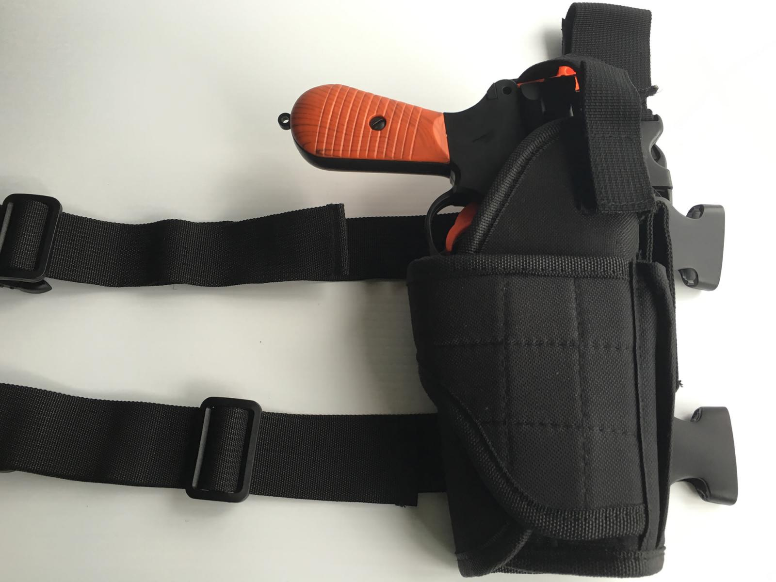 Toy Gun Set Colt 1911 45 Revolver Tactical Holster And