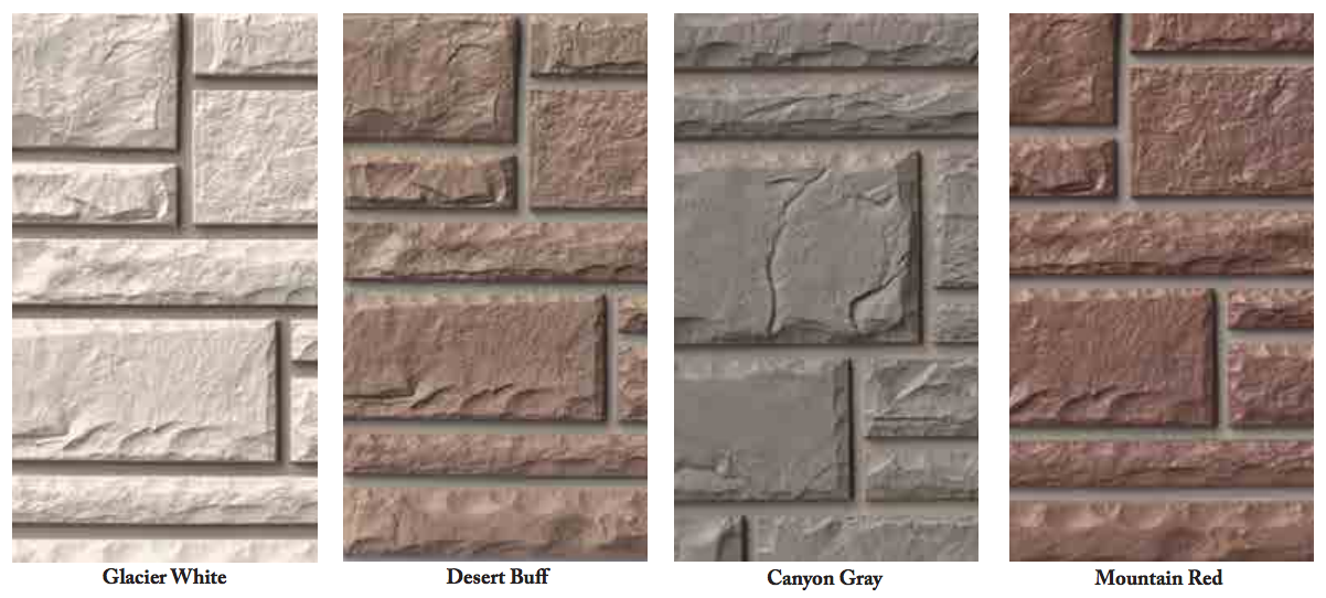 Exteria Hand Cut Stone Siding Like Real Stone And Better