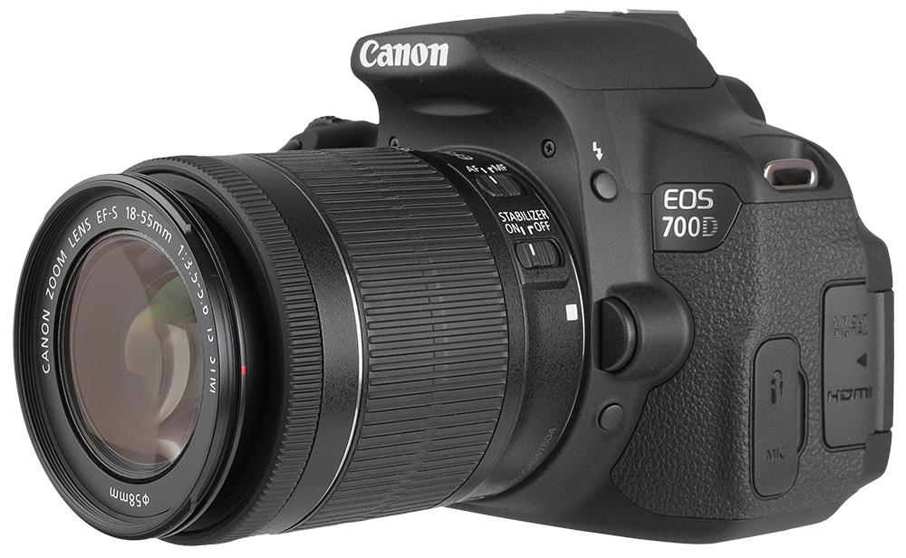 תוצאת תמונה עבור Canon 700D