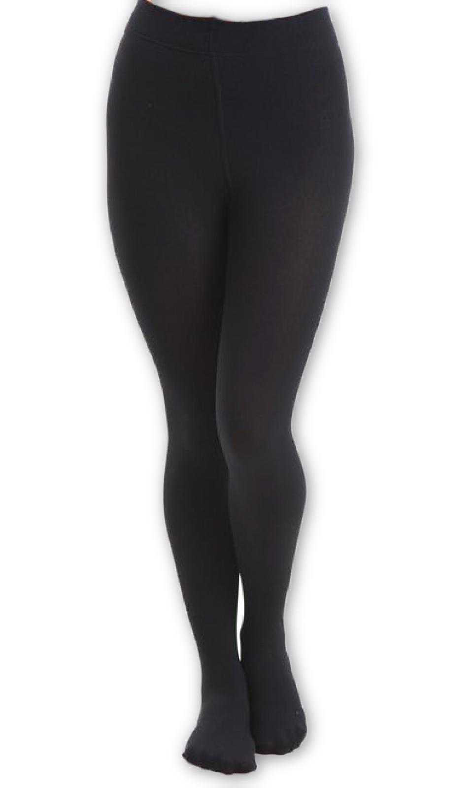 0f37078667f Ladies Thermal Black Tights Fleece Thick Winter Warm 200 Denier Appearance