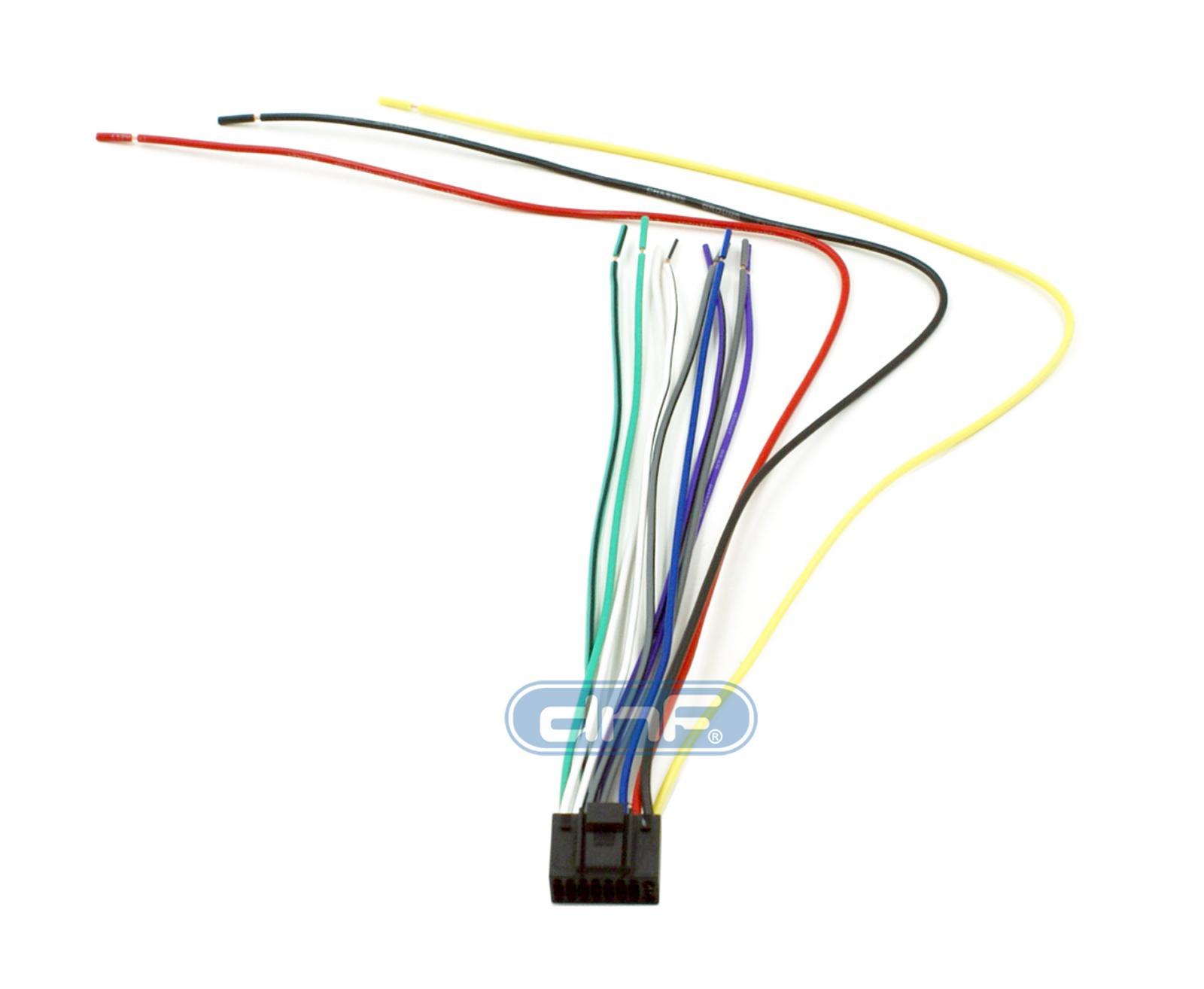 Stereo Wiring Diagrams On Car Audio Diagram Kenwood Kmrd358