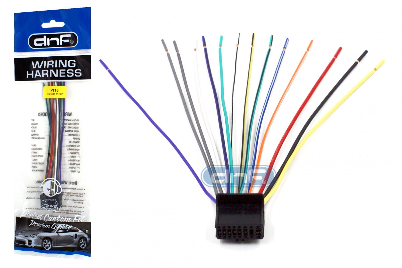 PI16 LISTING PIC pioneer deh p3900mp wiring diagram dolgular com pioneer deh x3500ui wiring harness at nearapp.co