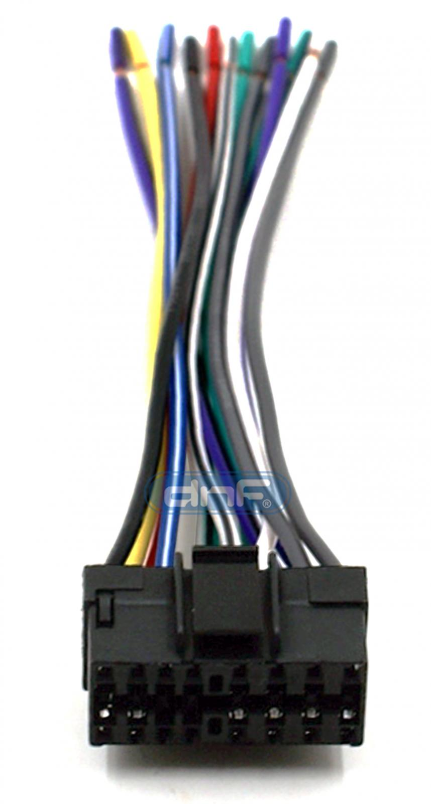30 Pioneer Deh 1300mp Wiring Diagram