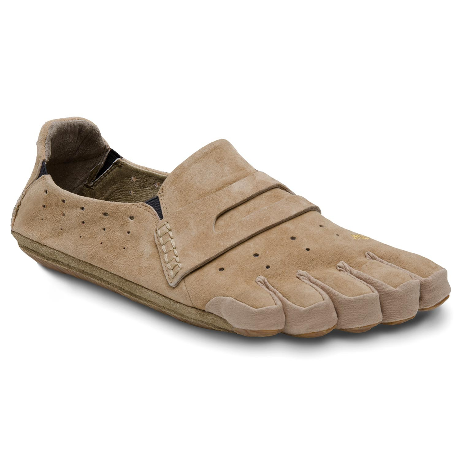 vibram fivefingers leather casual mens walking shoes