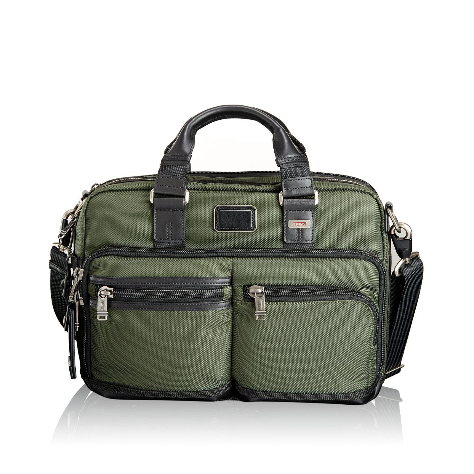 United Check Bag Fee Tumi Andersen Slim Commuter Brief Laptop Carry Bag New Ebay