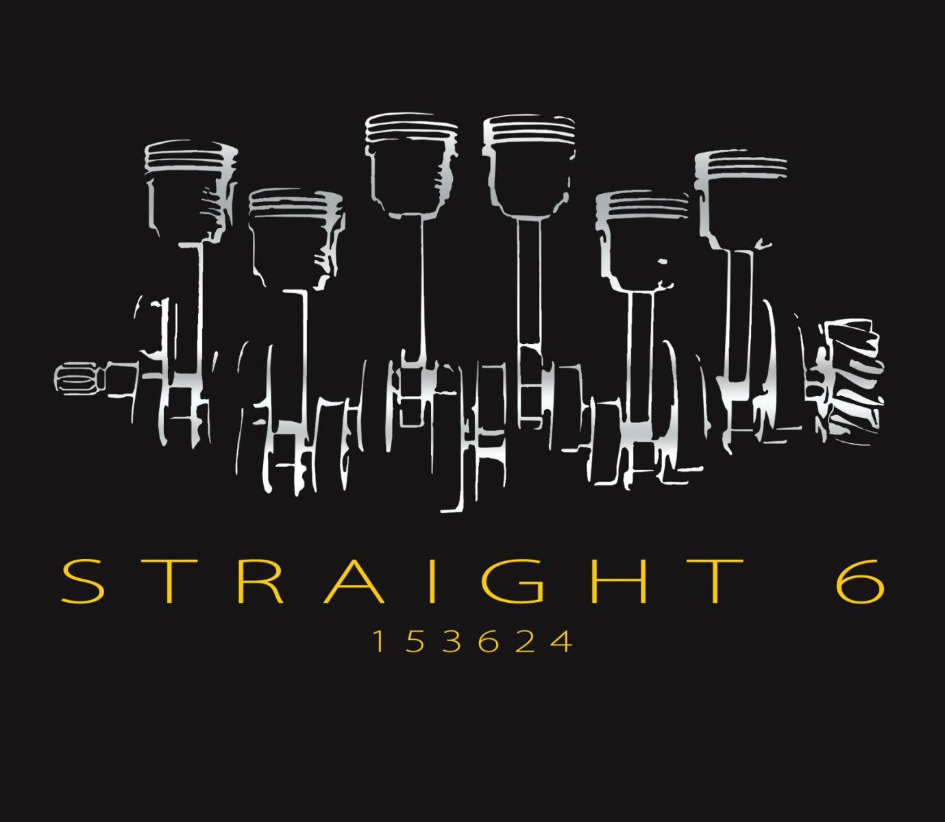 straight six engine t shirt pistons supra e92 e46 e30 e21