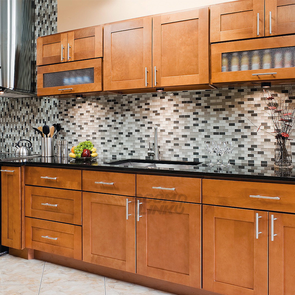 Stainless Steel T Bar Modern Kitchen Cabinet Door Handles Drawer ...
