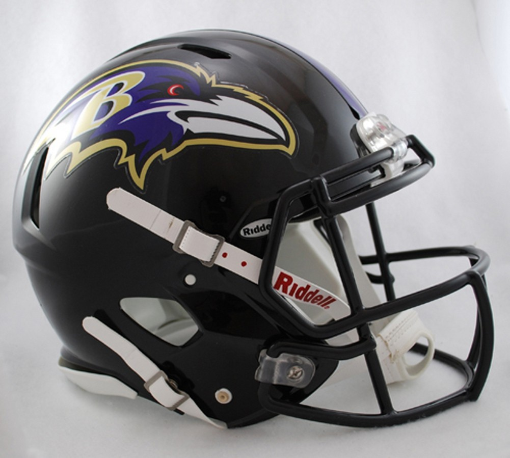 NFL RIDDELL PRO LINE REVOLUTION SPEED FULL SIZE AUTHENTIC HELMET AFC NORTH  eBay