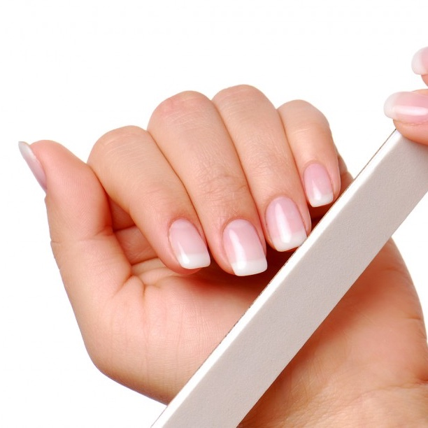 Shabang Natural Glass Nail Shiner, Nail Buffer, Nail File, Baby Nail ...
