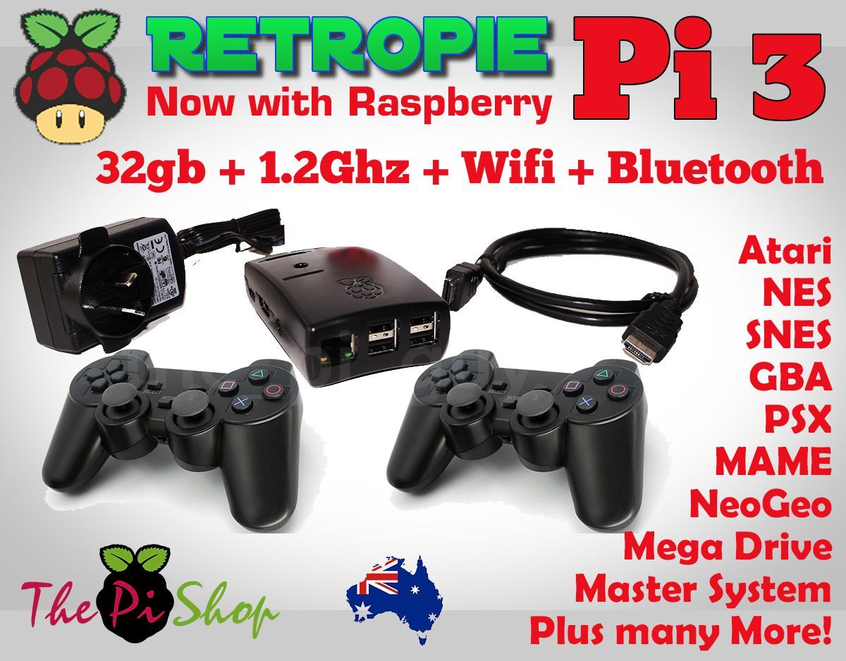 how to download and install retropie
