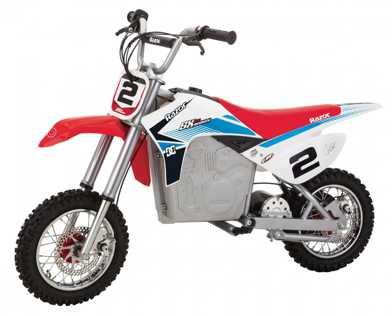 Honda Round Rock >> Razor Scooters For Kids Electric Motocross SX500 Dirt Ride On Toys Bicycle Bike